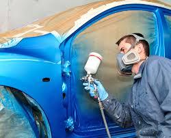 macks auto repair painting