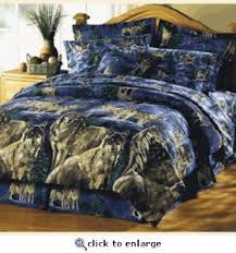 Wolf Themed Bedroom   Wolf Song Comforter Set Review At Kaboodle