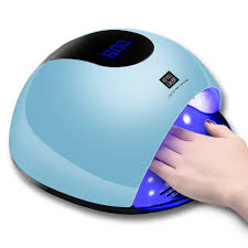 Professional 36 Leds 80w Uv Light Nail Dryer Gel Nail Polish Lamp With Auto Sensor And 4 Time Settings Super Fast