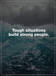 Strong Quotes About Life Adorable Inspirational Life Quotes Positive Thoughts Tough Situations How To