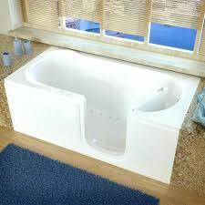bathtub steps for elderly bathtub steps with handrail bathtubs right drain white air jetted step in