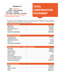 Before you file, make sure it's accurate. What Is A Total Compensation Statement How Does It Provide Value Genesis Hr Solutions
