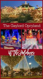 Gaylord Opryland Hotel Christmas Events - Family Travel Magazine