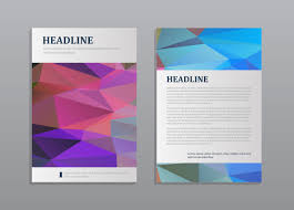 Modern Brochure Design 24 Abstract Vector Modern Brochure Design Templates Graphic By 21