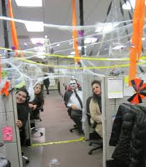 decoration of office. Gallery Of Office Halloween Cubicle Decoration With Images