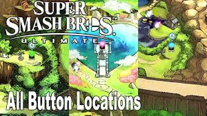 Ssbu World Of Light Character Map Super Smash Bros Ultimate All Button Locations For The Light Realm Gates Hd 1080p