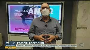 Bom Dia Cidade - Campinas/Piracicaba   Dário Saadi se reúne com prefeitos  da RMC para avaliar possibilidade de lockdown