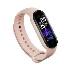 <b>Gocomma M5</b> Pink <b>Smart Wristband</b> Sale, Price & Reviews | Gearbest