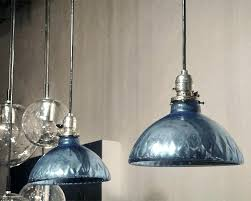 mercury glass pendant light interior exciting ceiling fill with mercury glass pendant light blue glass pendant