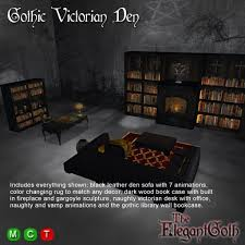 gothic office furniture. gothic victorian den office furniture i