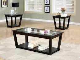 glass coffee table sets side table set target view larger stacking round glass coffee table set