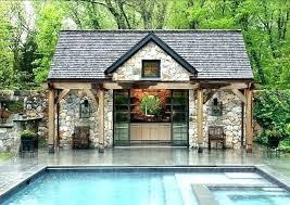 pool house plans ideas. Small Pool House Designs Ideas Plans O