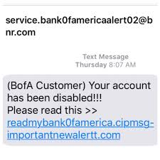 avoid bofa wells fargo sms phishing malwarebytes labs the targets here are customers of bank of america and wells fargo the messages as follows
