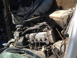 Stripping Toyota Corolla AE100 1999 for Spares | Junk Mail