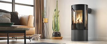 Viva L 100 Gas  a whole new concept for stoves: design plus gas!
