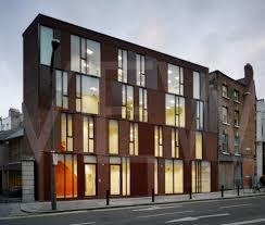 office building facades. Lincoln Place Office Building Europe Ireland Dublin 2009 McCullough Mulvin View Of Facade Fro Facades L
