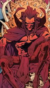 Mephisto is a fictional character appearing in american comic books published by marvel comics. Mephisto Earth 616 Marvel Database Fandom