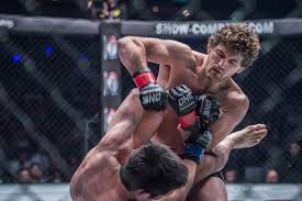 It's quite impressive that beating up a youtuber and beating up a boxer who looked like he'd never been in the ring before makes you, somehow, good at boxing. Ben Askren Records Fastest Win Of Unblemished Career One Championship News