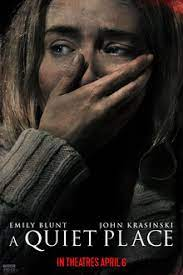 The film looked like it took place in a post apocalyptic future where humans have to go through a lot just. A Quiet Place Wikia Kritik Moviepedia Wiki Fandom