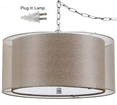 lighting plug in lamp lamps canada kit hanging chandeliers home depot delightful double
