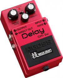 <b>Педаль эффектов</b> для гитары <b>Boss DM</b>-<b>2W</b> — купить за 13090 ...