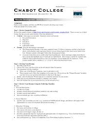 Resume Outline For A College Student Help To Make A Resume For Free