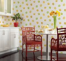 Kitchen Wallpaper Ideas: 18 Wallpaper Designs For Kitchen