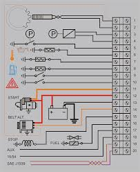 gsm based engine control genset controller gsm based engine control panel wiring diagram
