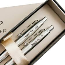 engraved pens