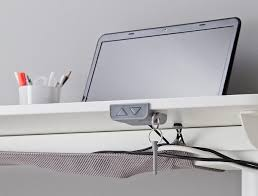 ikea white office desk. BEKANT Standing Desk By IKEA \u2013 Ergonomic Office Furniture Design Ideas Ikea White