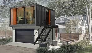 Shipping Container Homes Exterior Design Cheap Modern Home On