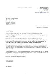 Ceo Cover Letter Examples Sample Cover Letters Letter Picture Ceo