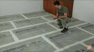 installing tile over concrete how to lay tile on concrete installing tile flooring laying ceramic tile