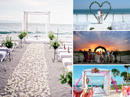 Beach Wedding Accessories Decorations Beach Wedding Decoration Ideas Pictures Of Photo Albums Pic Of 17