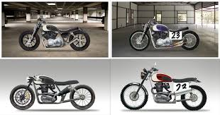 build your own motorcycle