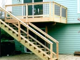outdoor wooden stairs stair hand railing decorate outdoor stair railing ideas stair in outdoor wooden stair
