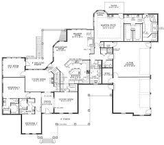 82 Best Floorplan Images On Pinterest  Floor Plans Future Four Car Garage House Plans