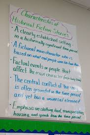 Historical Fiction Anchor Chart Pin By Meghan Curti On Historical Fiction Historical