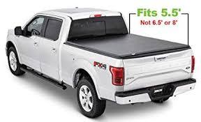 Amazon.com: Tonno Pro Tonno Fold 42-314 TRI-FOLD Truck Bed Tonneau ...