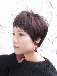 2018年秋冬アシメ前髪の髪型ヘアカタログヘアスタイルベリー