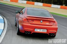 Coupe Series bmw m6 2014 : 2014 BMW M6 Competition Package - European Car Magazine
