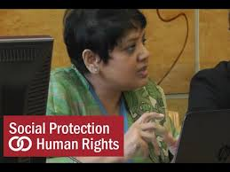 Civil Society and Women's Right to Social Protection - YouTube