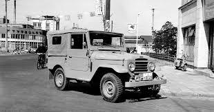 Heavy Duty | Evolution | HISTORY | <b>Land Cruiser</b> Special Website ...
