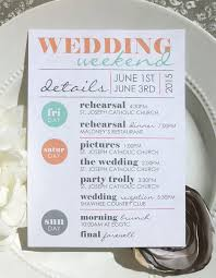 wedding day itinery wedding weekend itinerary printable schedule toliveira co