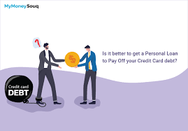 And then you can start putting more of it toward the future you want. Is It Wise To Take A Personal Loan To Clear The Credit Card Debt Mymoneysouq Financial Blog