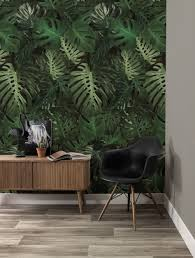 Botanical Wallpaper Monstera Kek Amsterdam