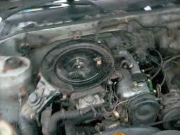 ae82 4ac engine idle bog