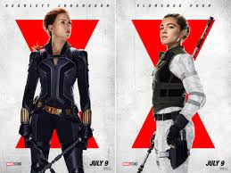 Black widow, florence pugh stars as yelena, david harbour is cast as alexei a.k.a. Brand New Posters Arrive For Black Widow Marvel