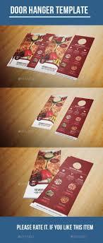Restaurant Door Hanger Template 24 best Food Menu Templates images on Pinterest Menu templates 1