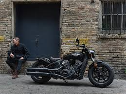 indian scout bobber unveiled mcn